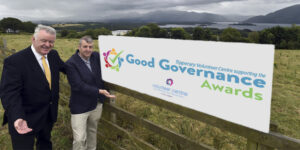 Tipperary Volunteer Centre Supports the Good Governance Awards