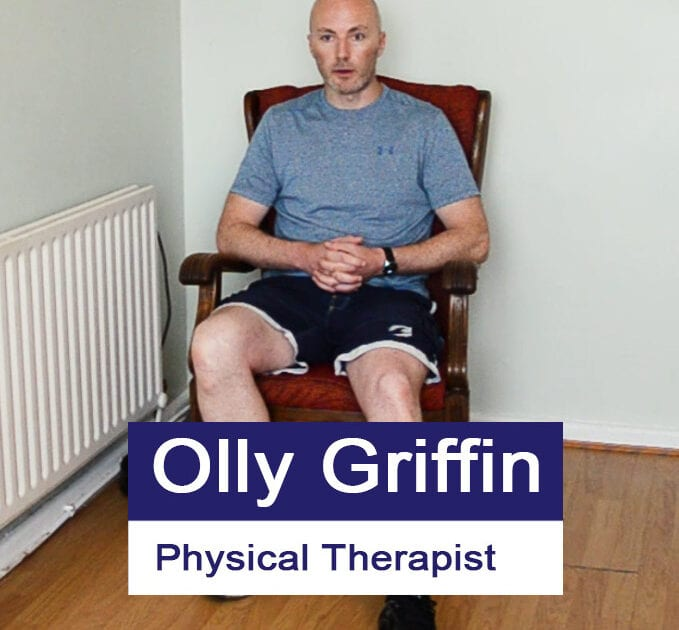 Olly Griffin Physical Therapist