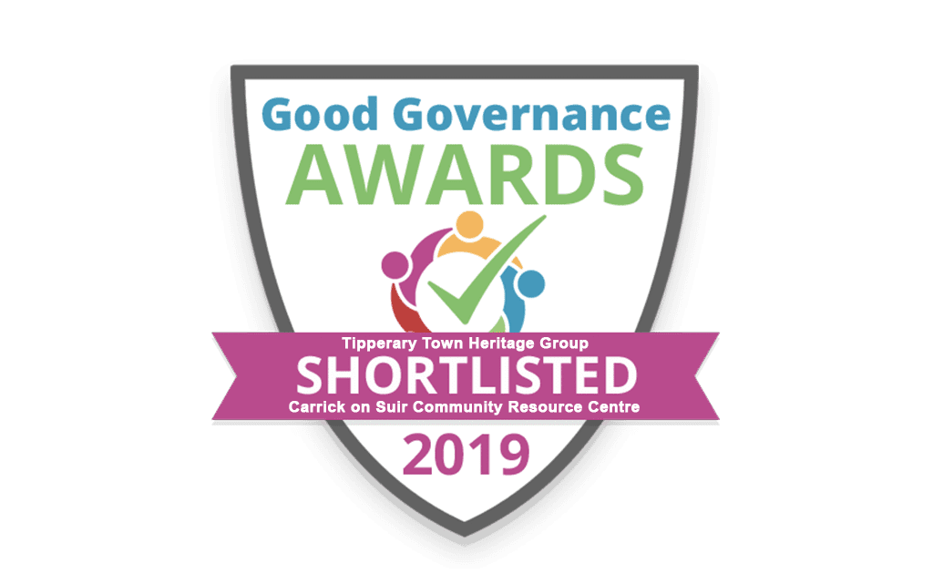 Two Tipperary organisations shortlisted for Good Governance Awards