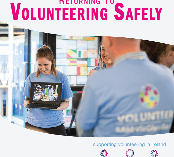 Returning to Volunteering Safely Guide.