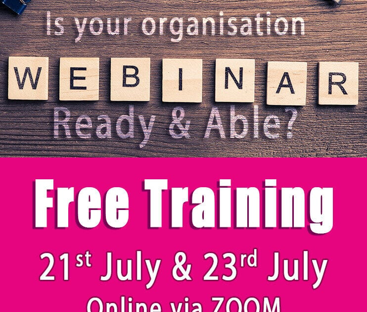 Free Ready and Able Training from Tipperary Volunteer Centre